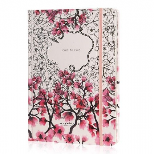 Newbridge Chic To Chic Pink Notebook